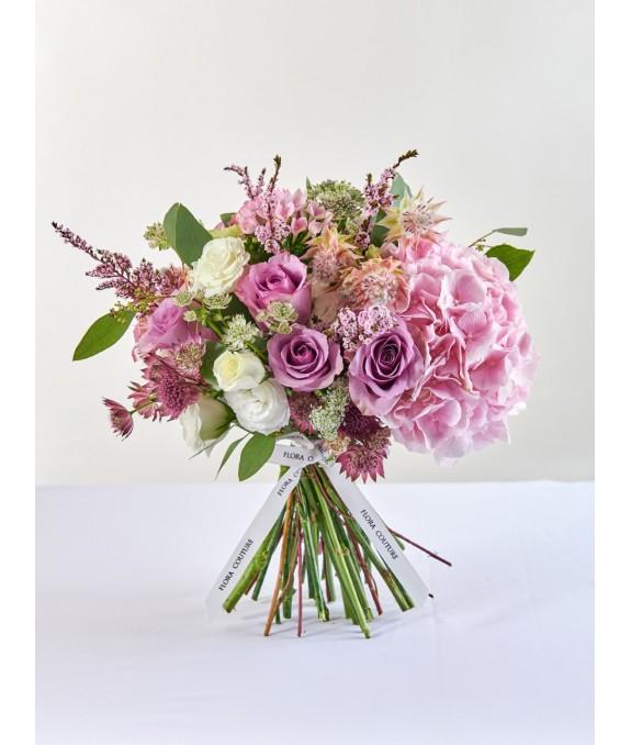 香港Flora花店告訴你聖誕節適合送什麽花?